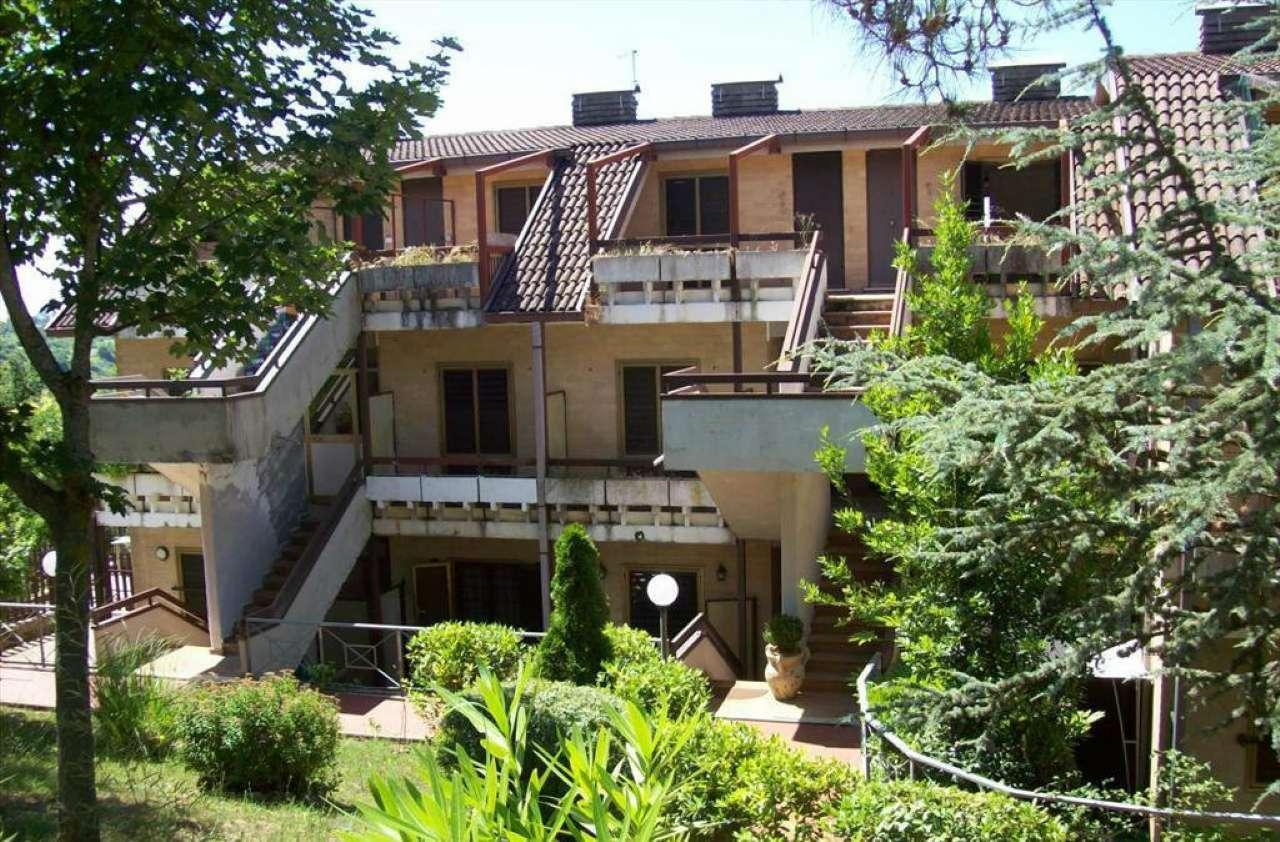Trilocale con balconi e soffitta