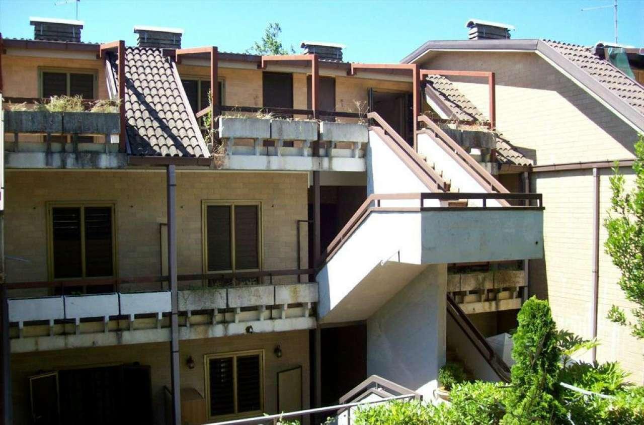 Bilocale con balconi e soffitta, foto 2