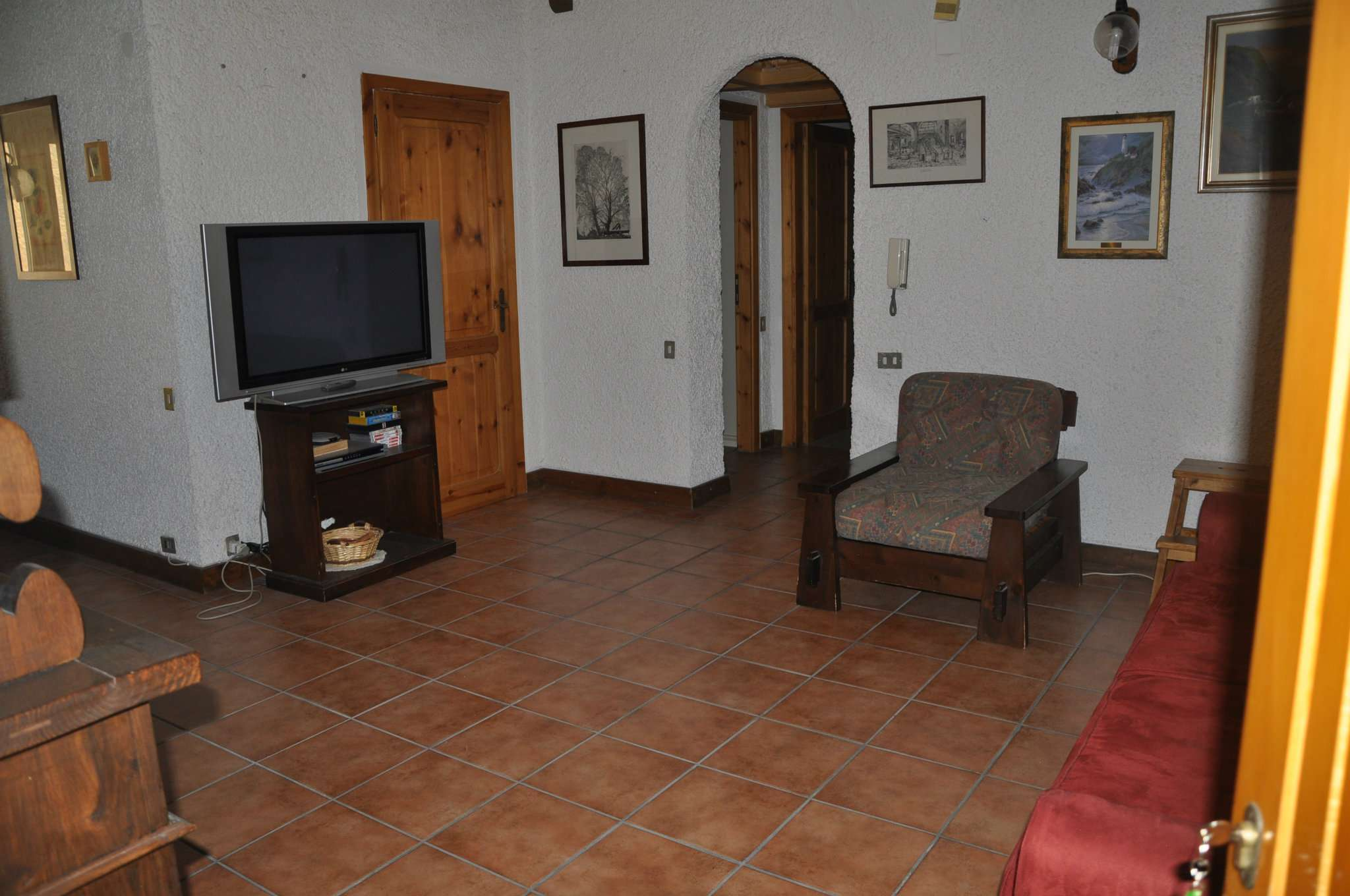 Appartamento in buone condizioni arredato in vendita Rif. 8578947