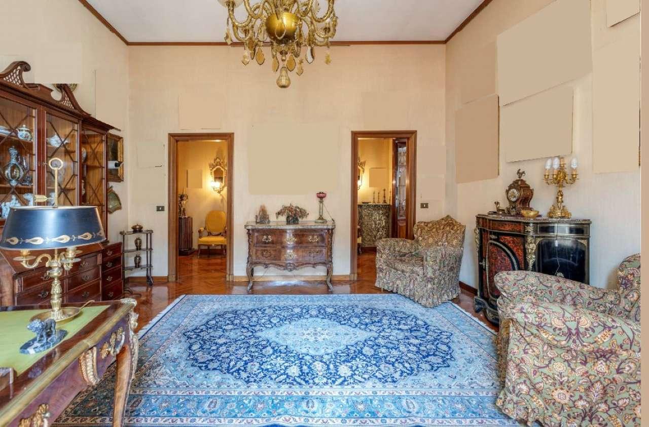 Mazzini Prati - Luminoso appartamento in signorile palazzo d'epoca, foto 13