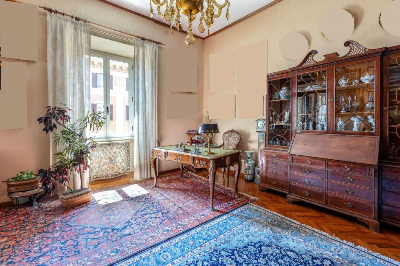 Mazzini Prati - Luminoso appartamento in signorile palazzo d'epoca, foto 12