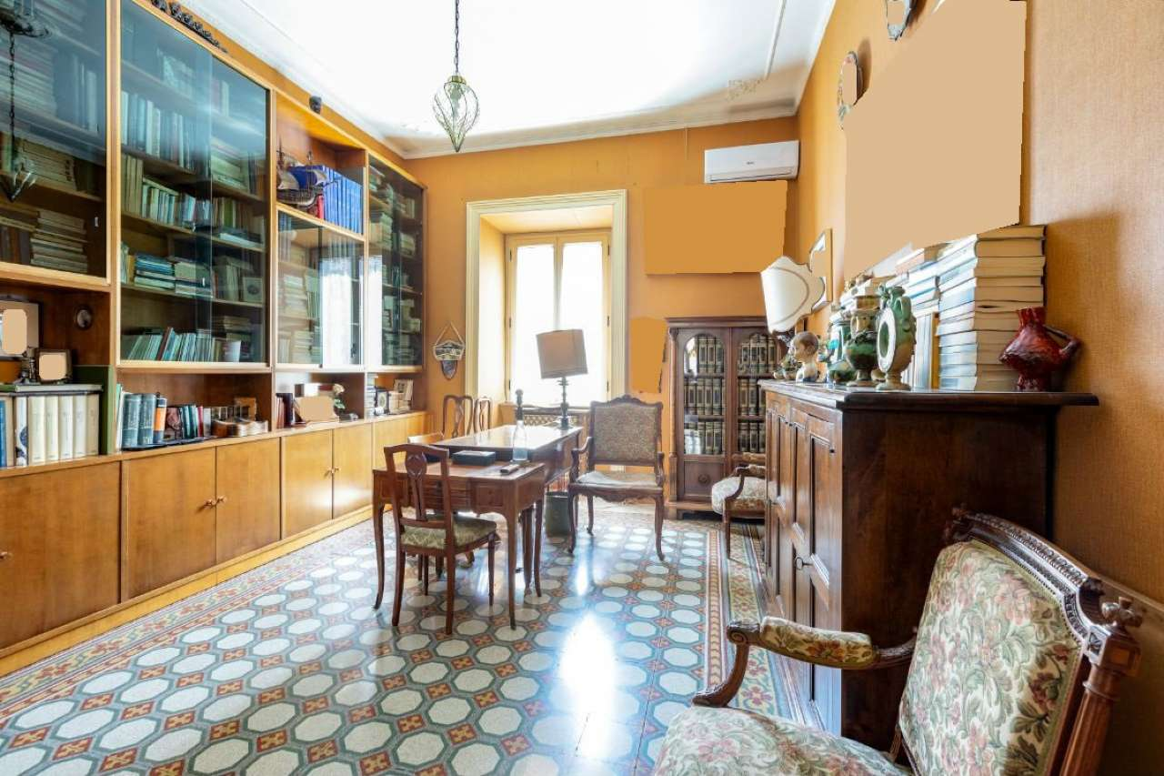 Mazzini Prati - Luminoso appartamento in signorile palazzo d'epoca, foto 10