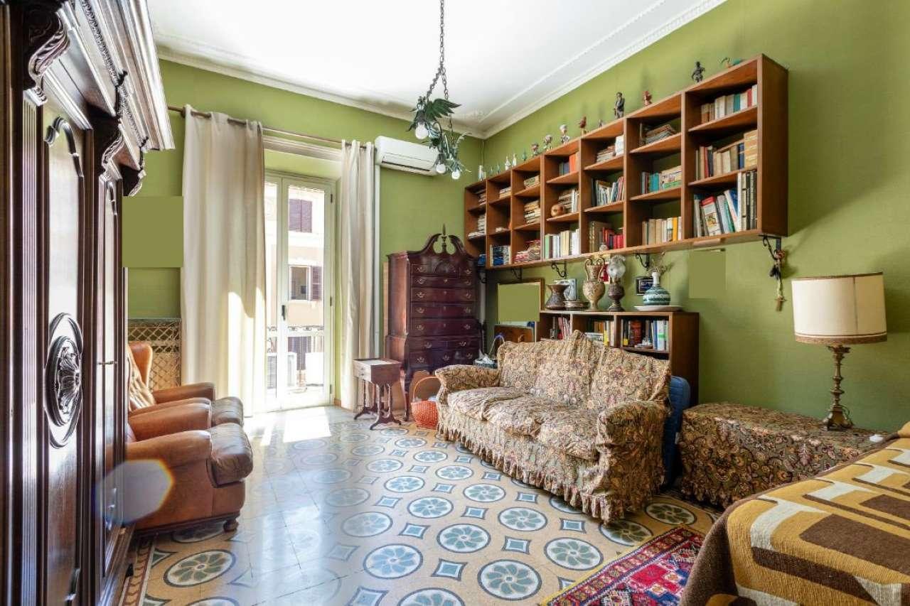 Mazzini Prati - Luminoso appartamento in signorile palazzo d'epoca, foto 11