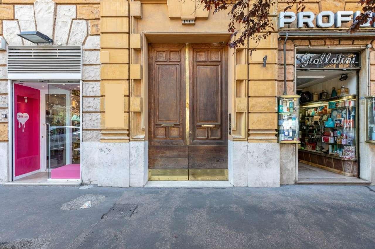 Mazzini Prati - Luminoso appartamento in signorile palazzo d'epoca, foto 19