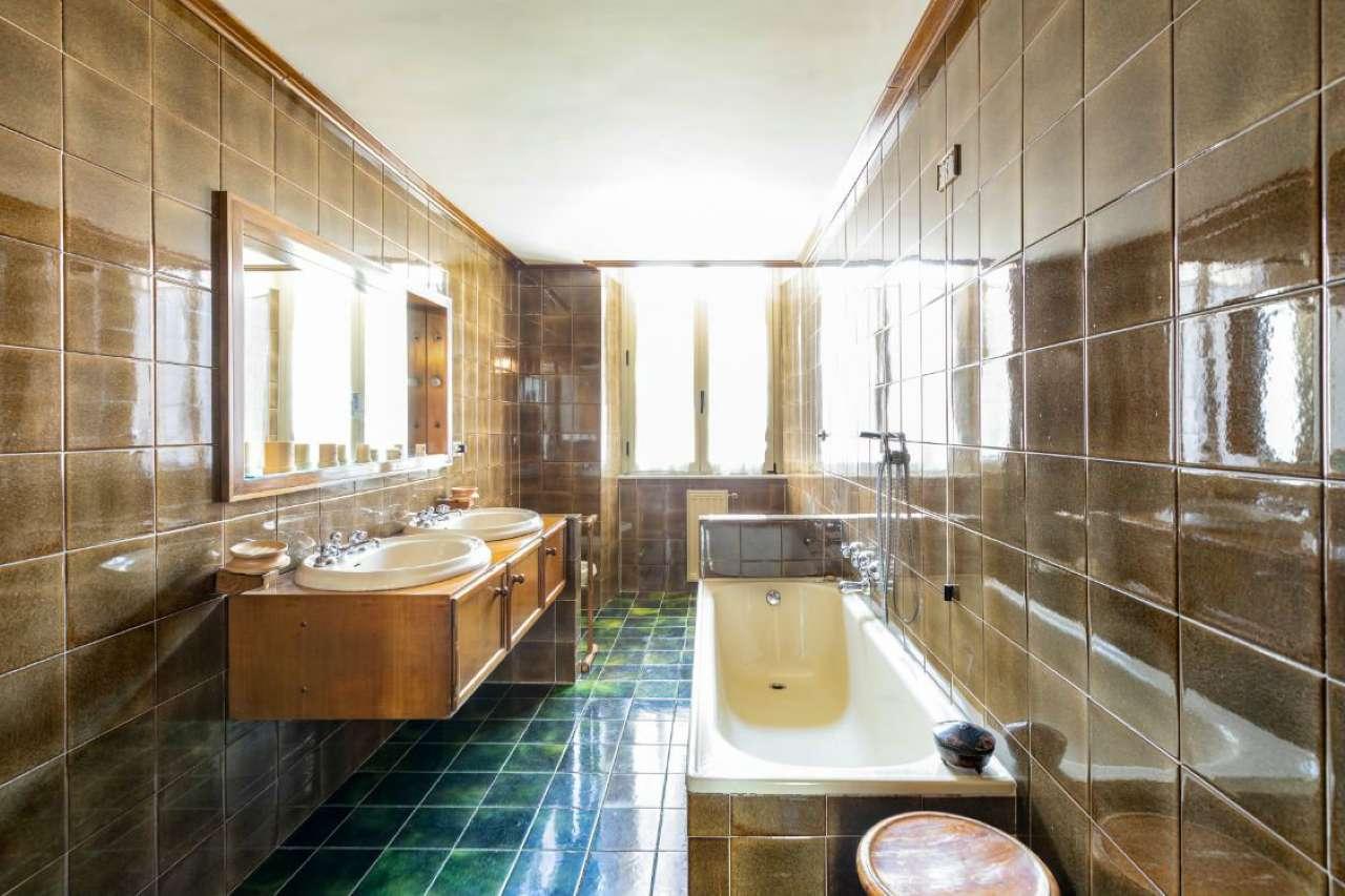 Mazzini Prati - Luminoso appartamento in signorile palazzo d'epoca, foto 15