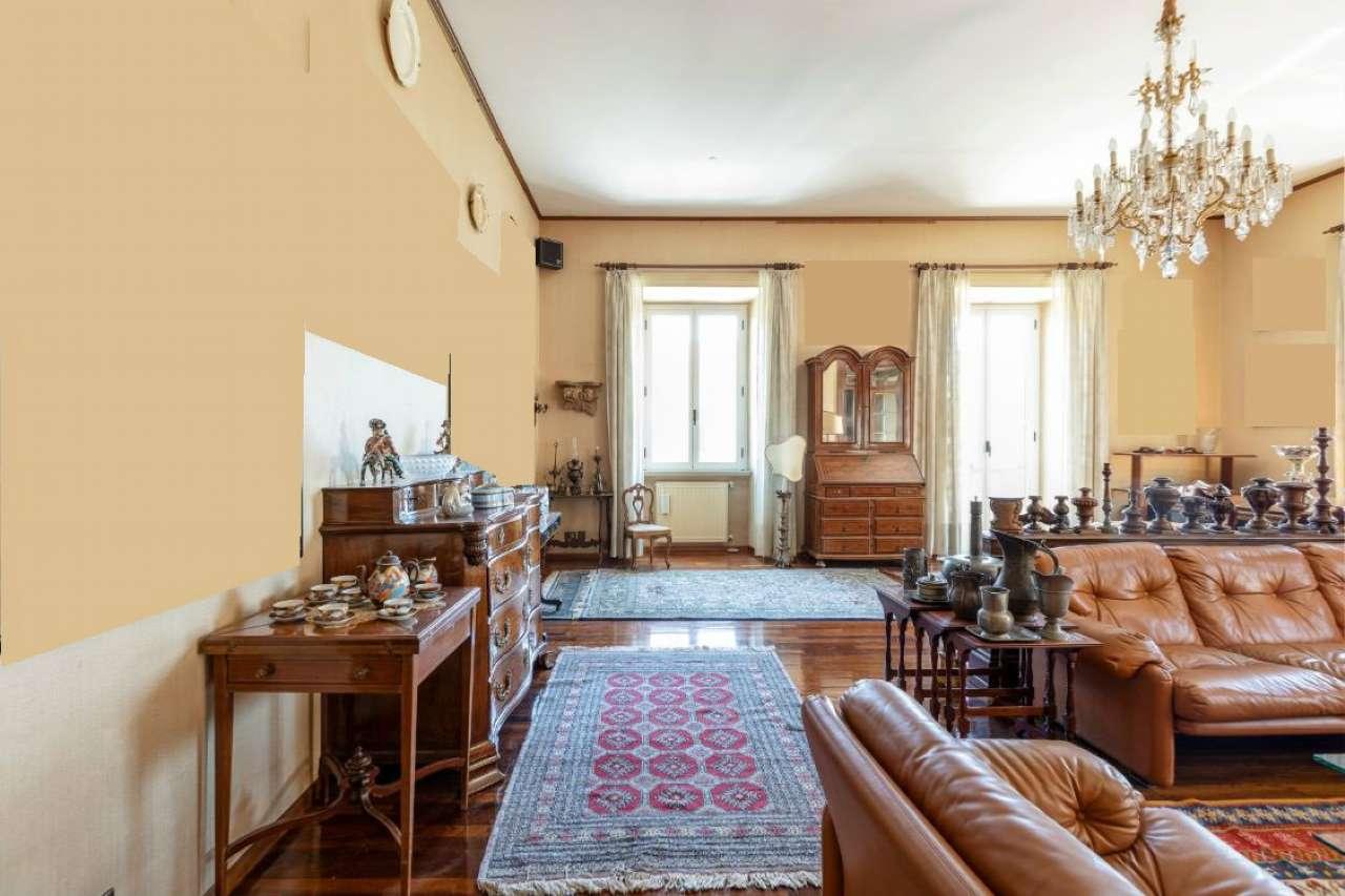 Mazzini Prati - Luminoso appartamento in signorile palazzo d'epoca, foto 4