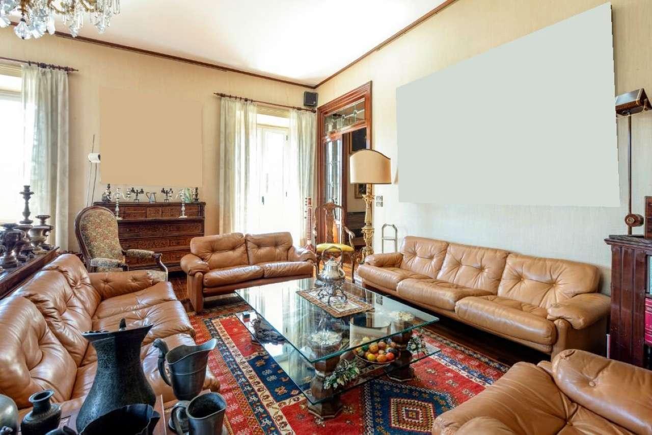 Mazzini Prati - Luminoso appartamento in signorile palazzo d'epoca, foto 2