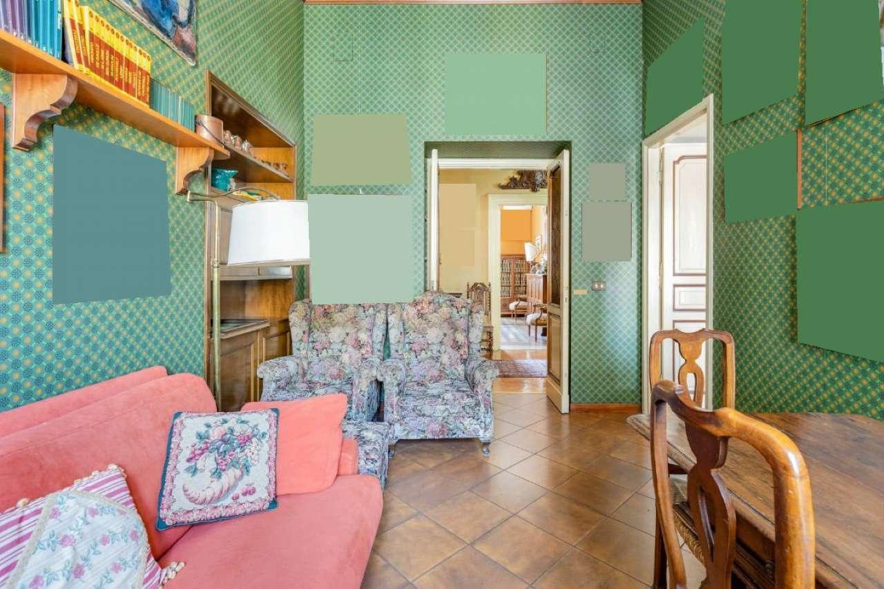 Mazzini Prati - Luminoso appartamento in signorile palazzo d'epoca, foto 6