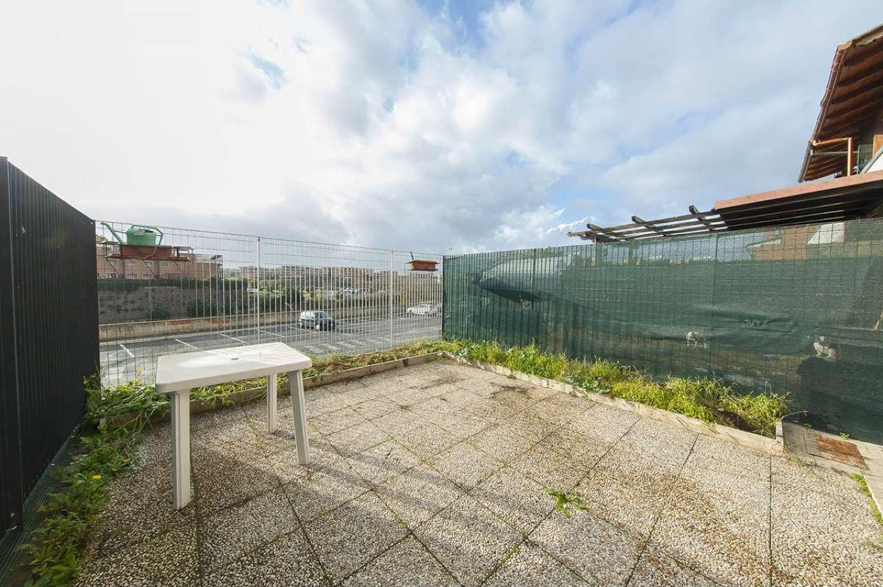 Ponte di Nona - Colle degli Abeti - Villetta a schiera con patio e giardino e posto auto, foto 17