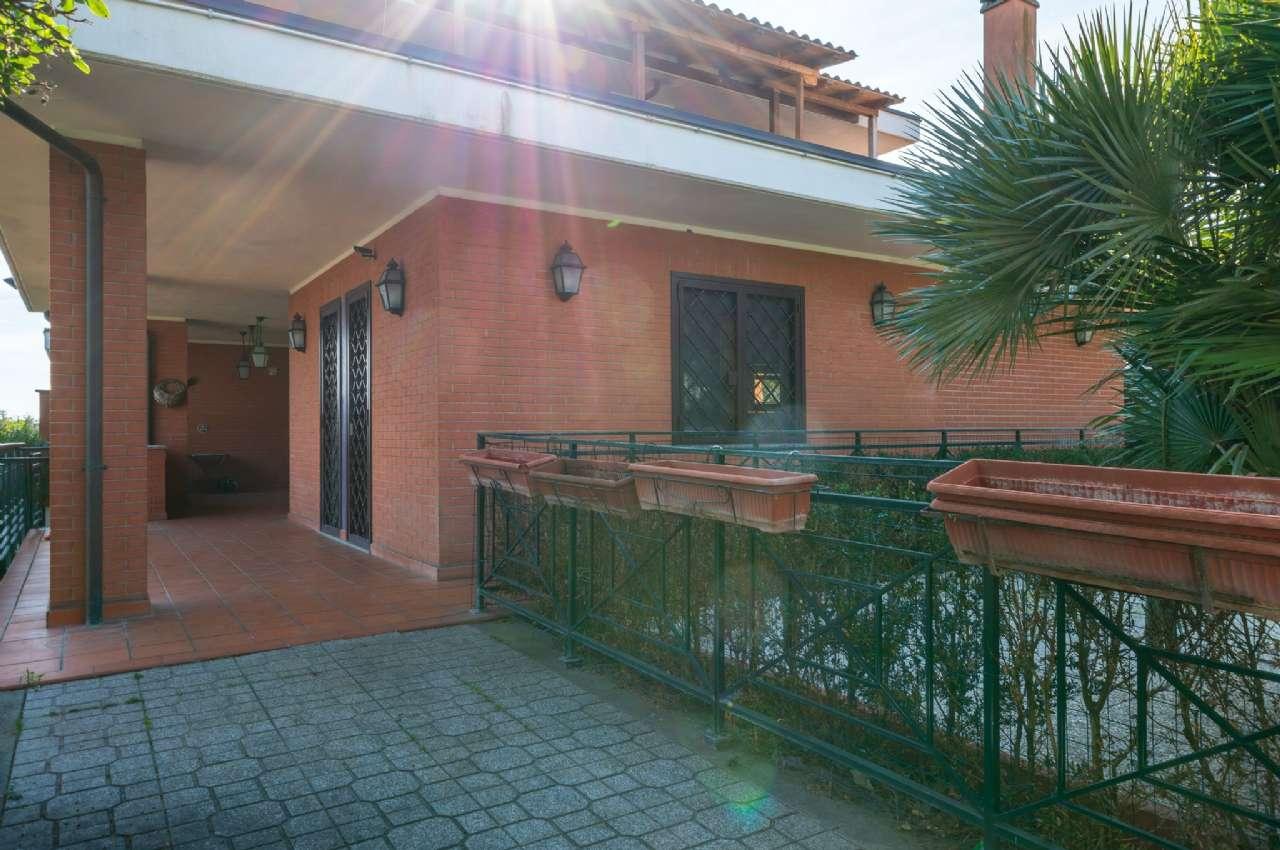 Ergife-Aurelio - Porzione di casa con giardino, piscina ed ampio box, foto 4