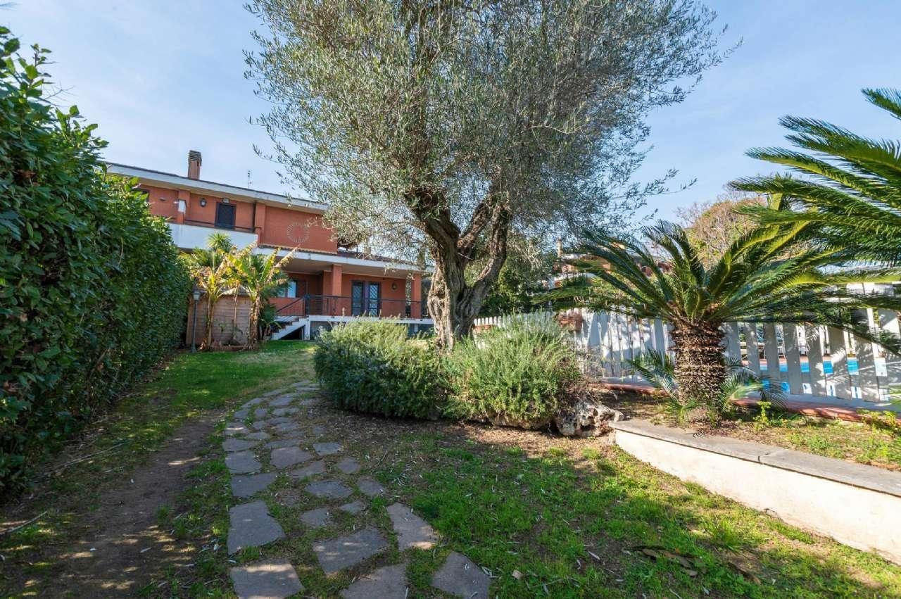 Ergife-Aurelio - Porzione di casa con giardino, piscina ed ampio box, foto 16