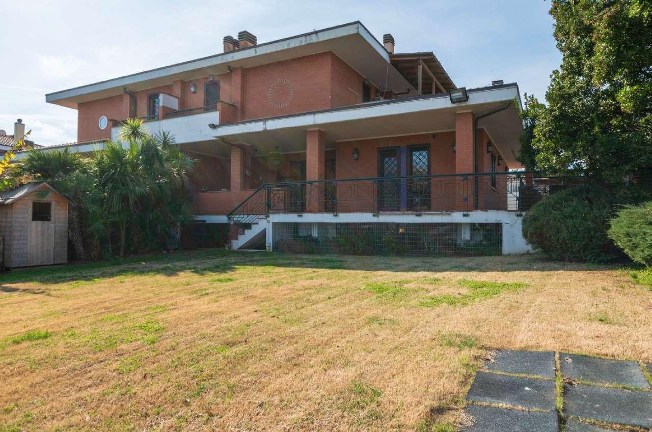 Ergife-Aurelio - Porzione di casa con giardino, piscina ed ampio box, foto 3