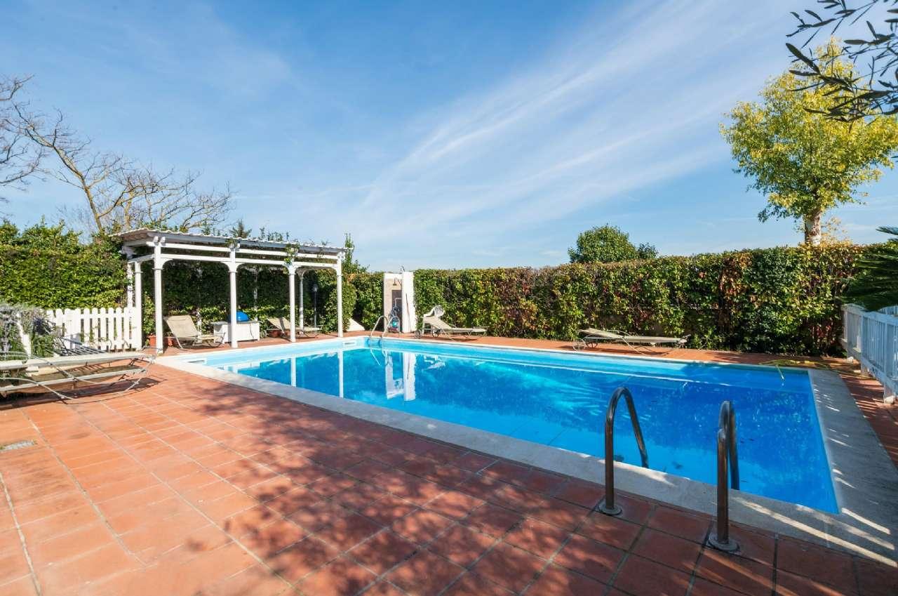 Ergife-Aurelio - Porzione di casa con giardino, piscina ed ampio box, foto 2