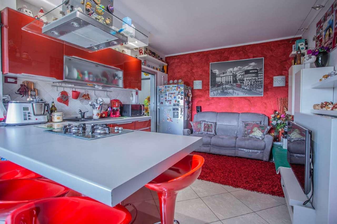 Trilocale con terrazzino e posto auto, Via Don Carlo Gnocchi, Torrevecchia, foto 18