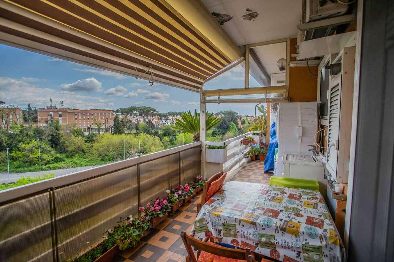 Trilocale con terrazzino e posto auto, Via Don Carlo Gnocchi, Torrevecchia, foto 0