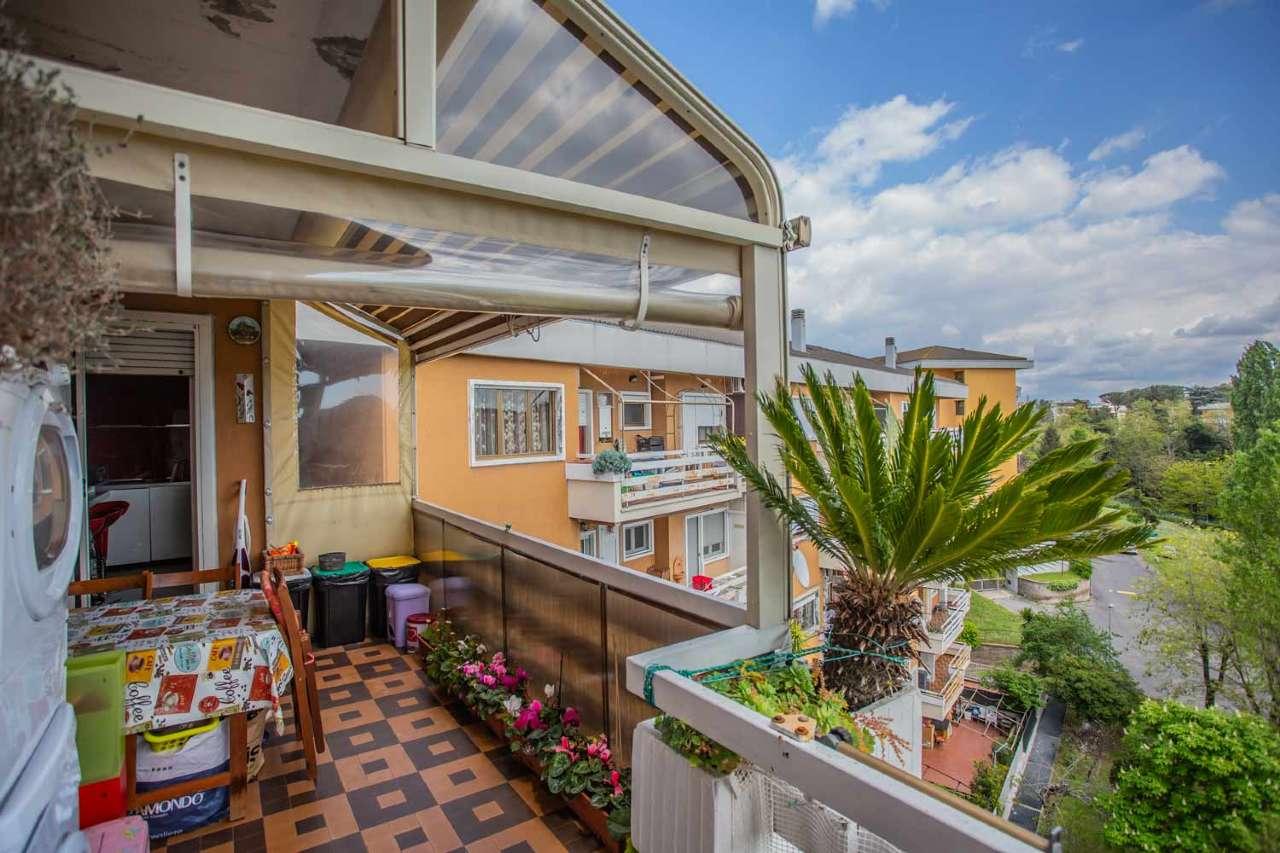 Trilocale con terrazzino e posto auto, Via Don Carlo Gnocchi, Torrevecchia, foto 7
