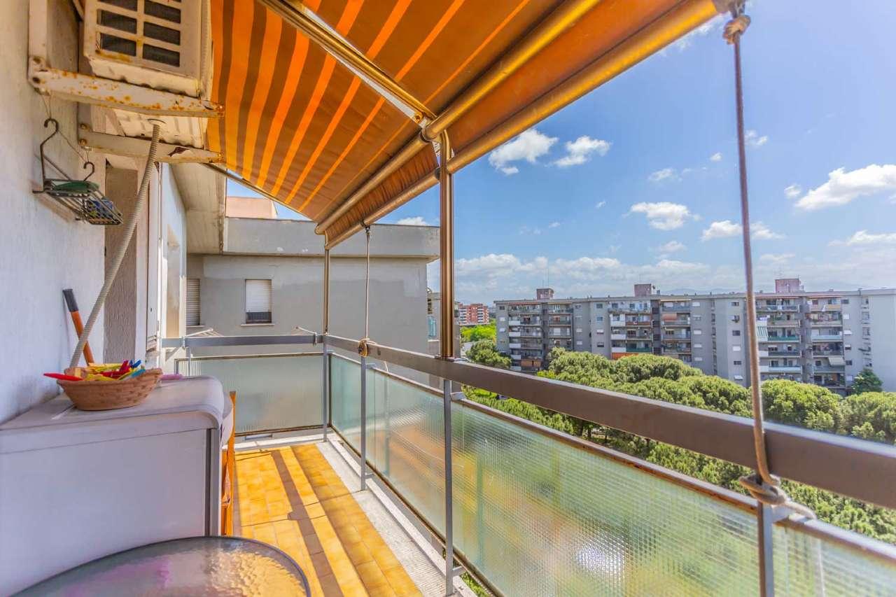 Ampio trilocale con balcone e cantina, Via Pescosodlido, Pietralata, foto 15