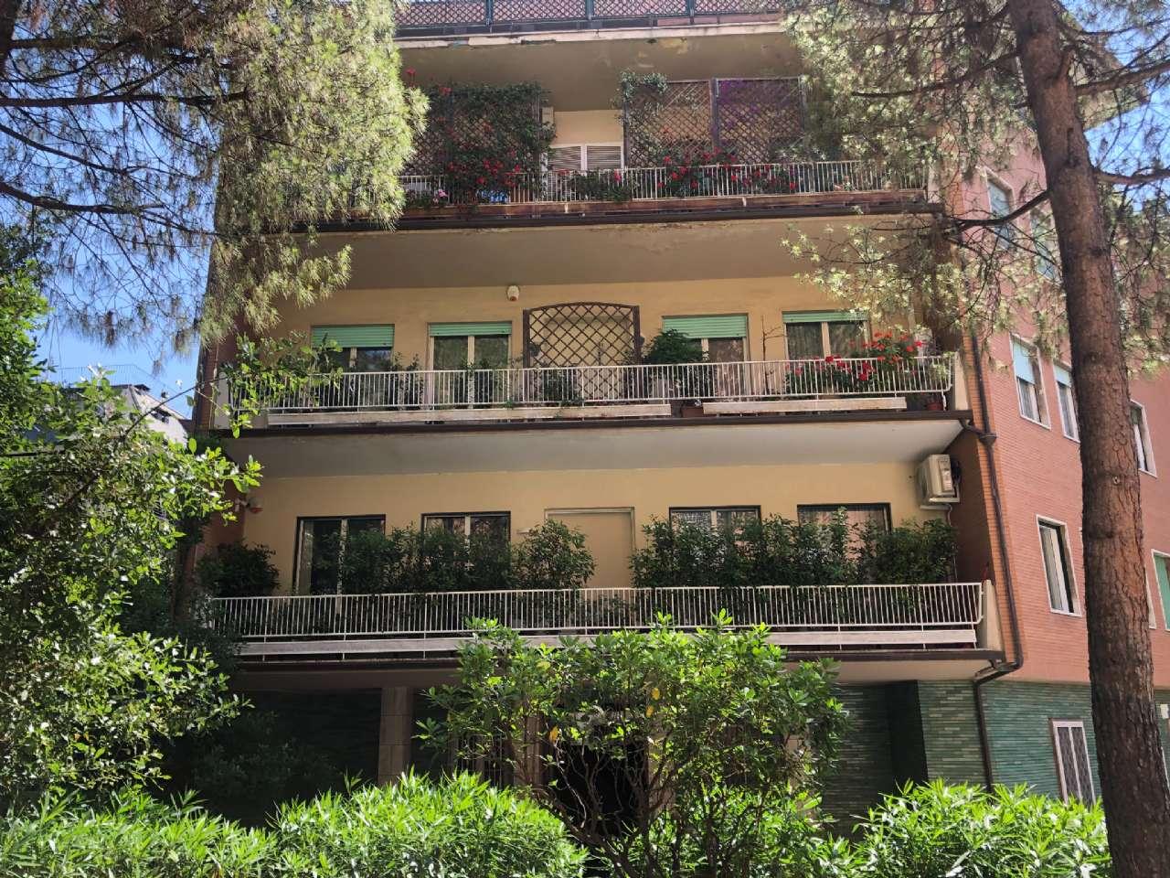 Appartamento, Via dei Monti Parioli, Roma, foto 18