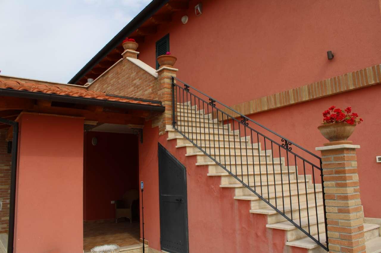 Villa, Via Santa Croce, Notaresco, foto 18