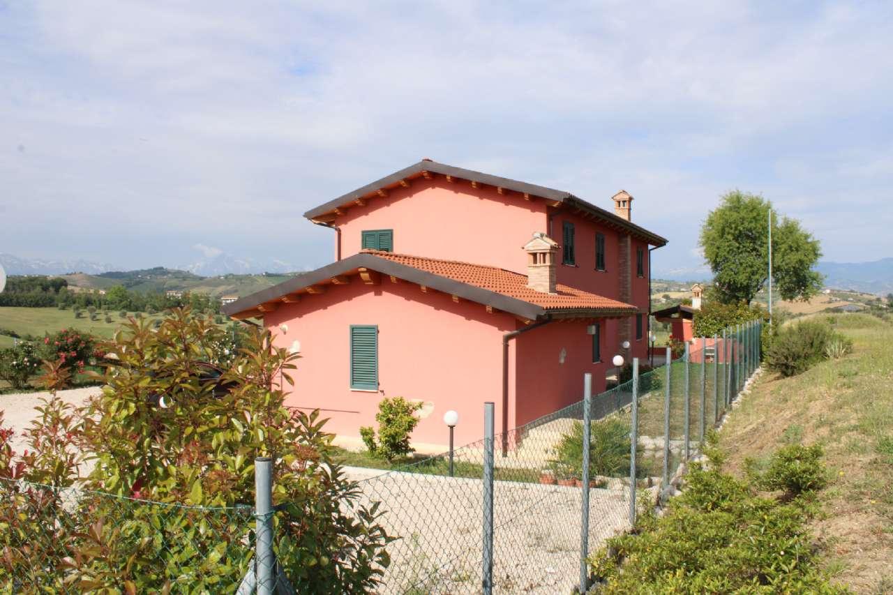 Villa, Via Santa Croce, Notaresco, foto 19