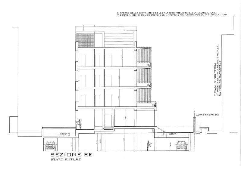 Appio Latino - Appartamenti di varie tipologie di nuova edificazione in Residence Malva, foto 18