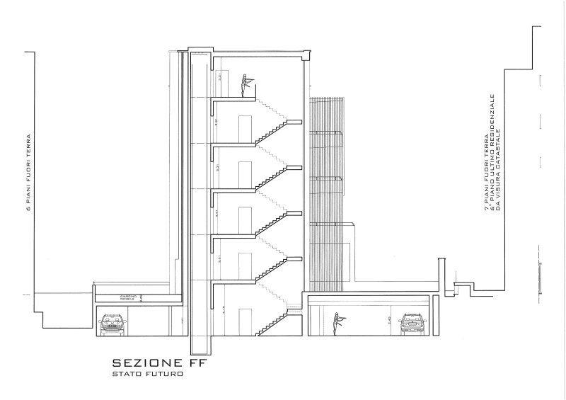 Appio Latino - Appartamenti di varie tipologie di nuova edificazione in Residence Malva, foto 19