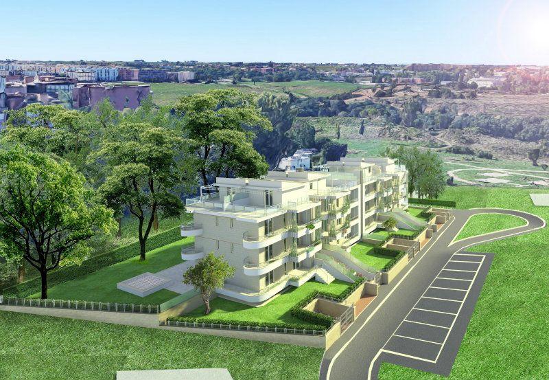 Complesso residenziale di più soluzioni abitative in costruzione, Vigna Murata, foto 3