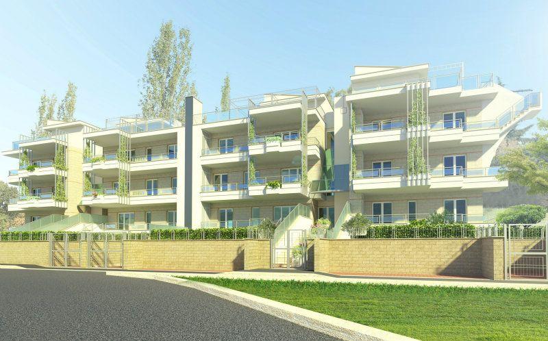 Complesso residenziale di più soluzioni abitative in costruzione, Vigna Murata, foto 1