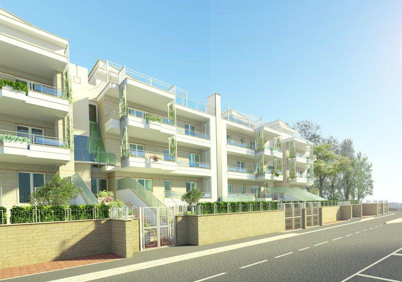 Complesso residenziale di più soluzioni abitative in costruzione, Vigna Murata, foto 2