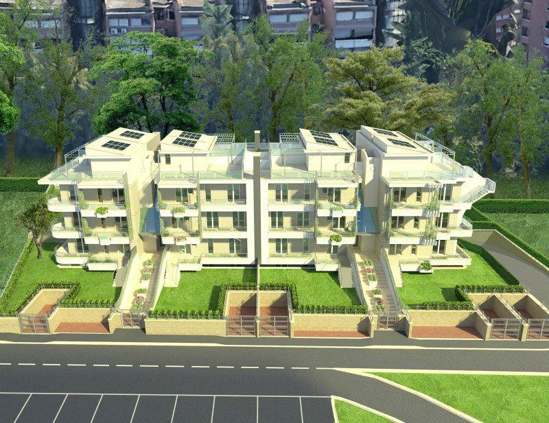 Complesso residenziale di più soluzioni abitative in costruzione, Vigna Murata, foto 0