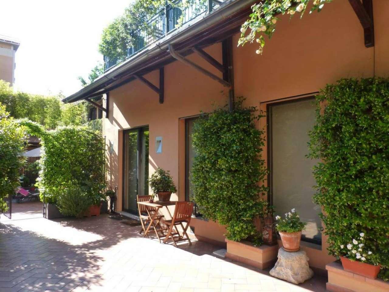 Milano - Porta Genova - Esclusiva proprietà con terrazzo e piscina, foto 11