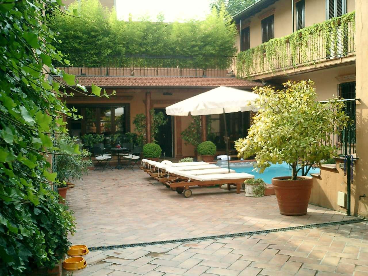 Milano - Porta Genova - Esclusiva proprietà con terrazzo e piscina, foto 12