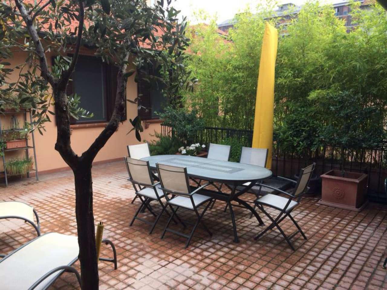 Milano - Porta Genova - Esclusiva proprietà con terrazzo e piscina, foto 14