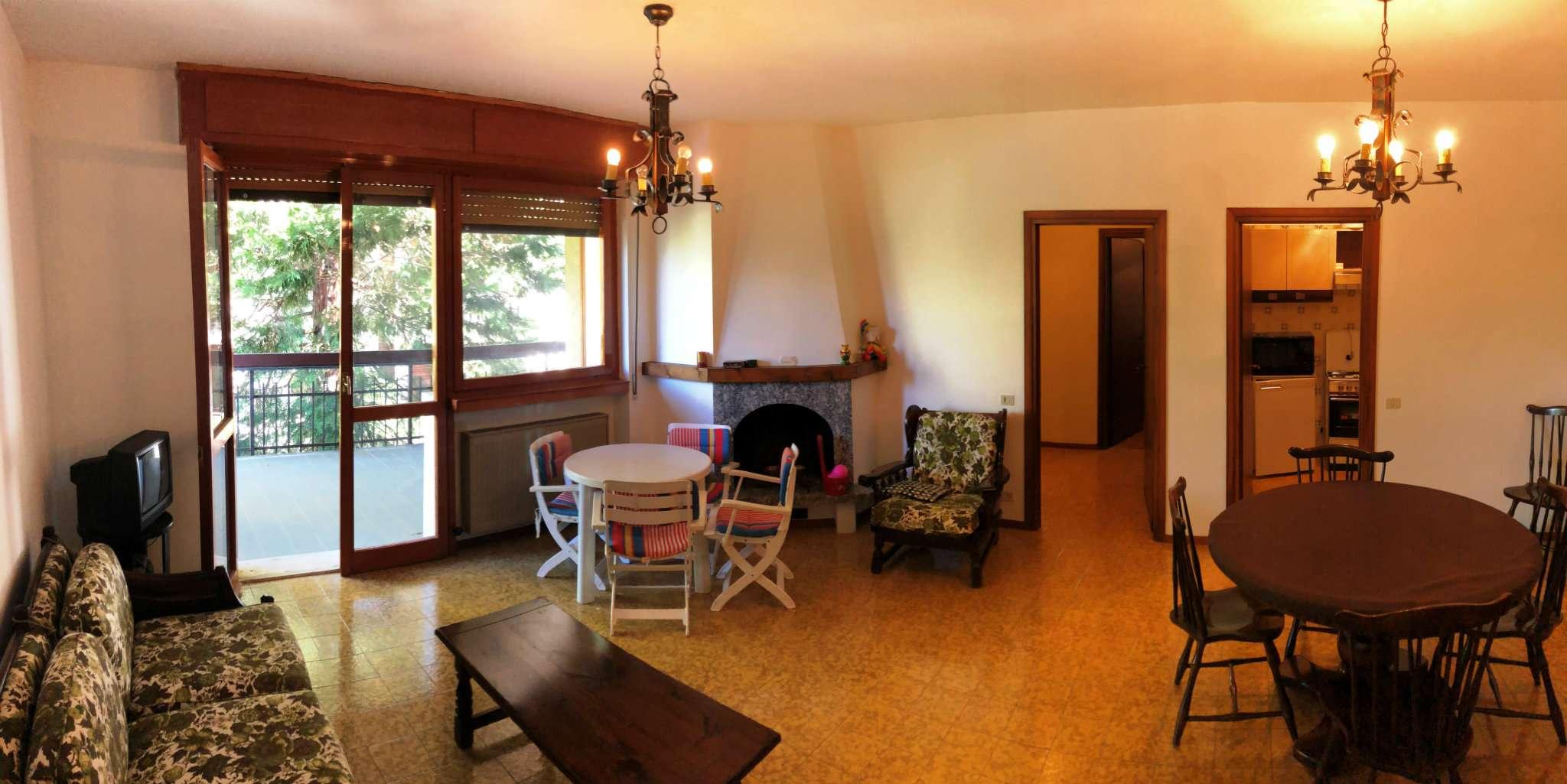 Appartamento in buone condizioni arredato in vendita Rif. 7111523