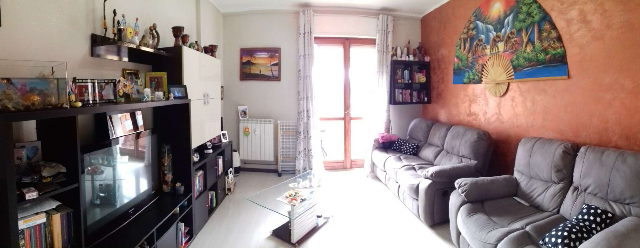 Appartamento in buone condizioni parzialmente arredato in vendita Rif. 8649868