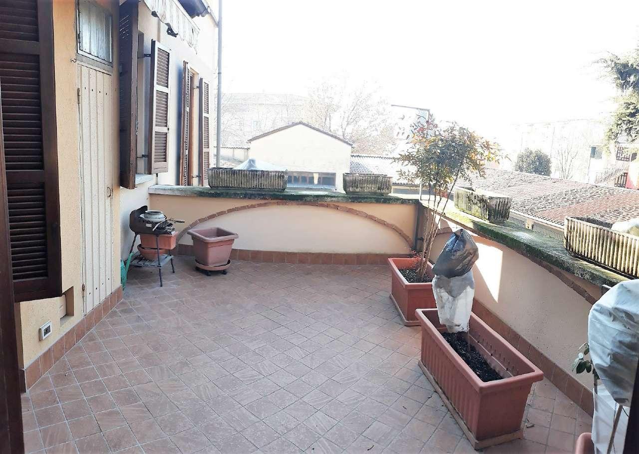 Quadrilocale con terrazzo e garage, foto 9