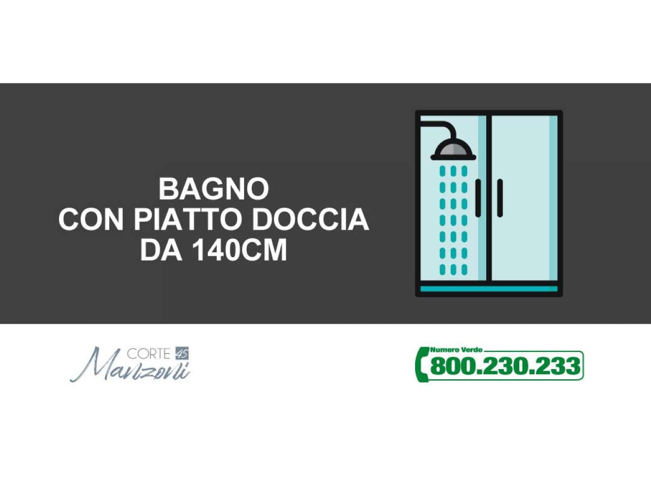 Nuovo appartamento di tre locali in Corte Manzoni, foto 17