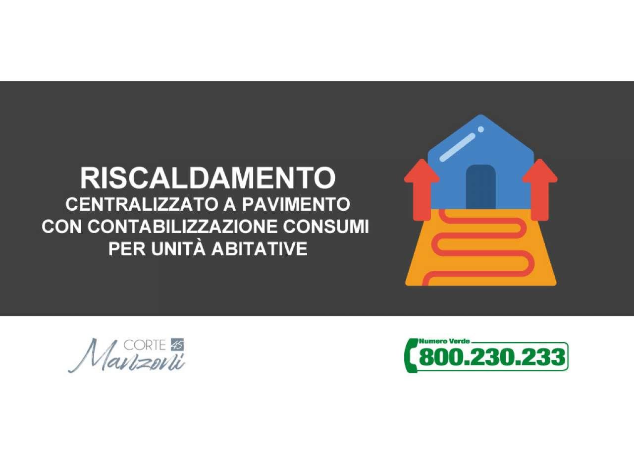 Nuovo appartamento di tre locali in Corte Manzoni, foto 19