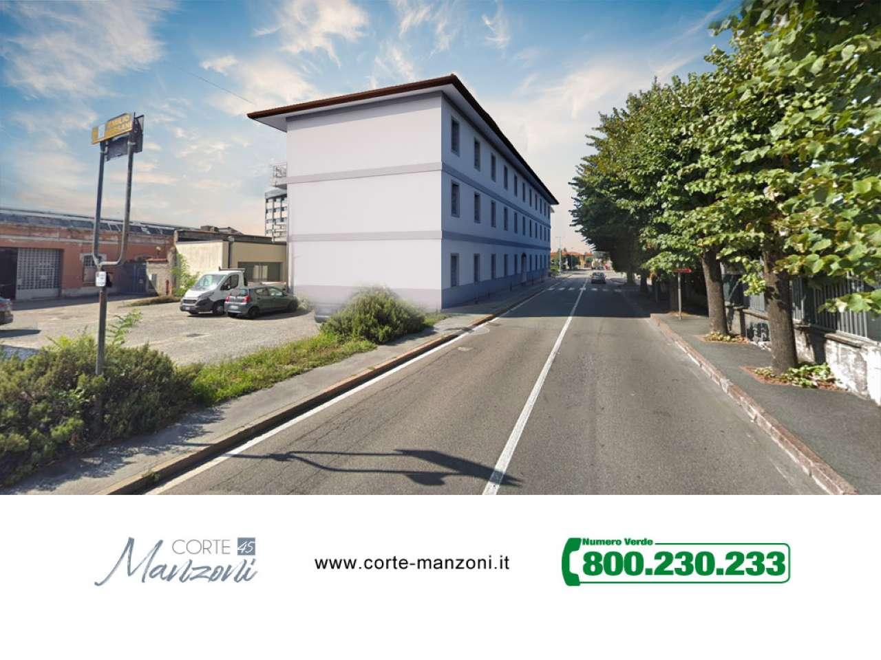 Nuovo appartamento di tre locali in Corte Manzoni, foto 6