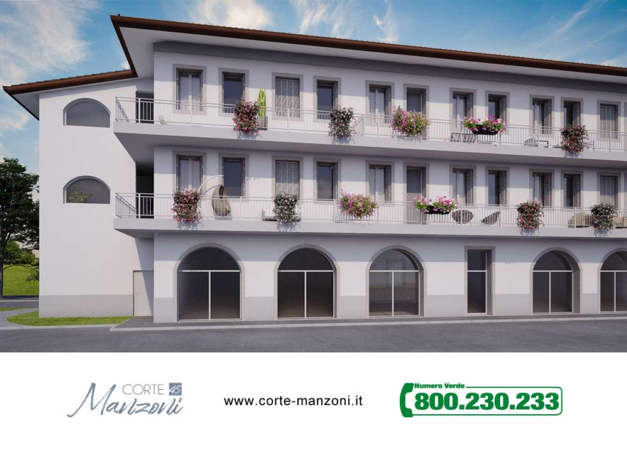 Nuovo appartamento di tre locali in Corte Manzoni, foto 2