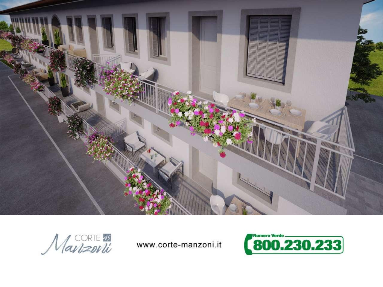 Nuovo appartamento di tre locali in Corte Manzoni, foto 5
