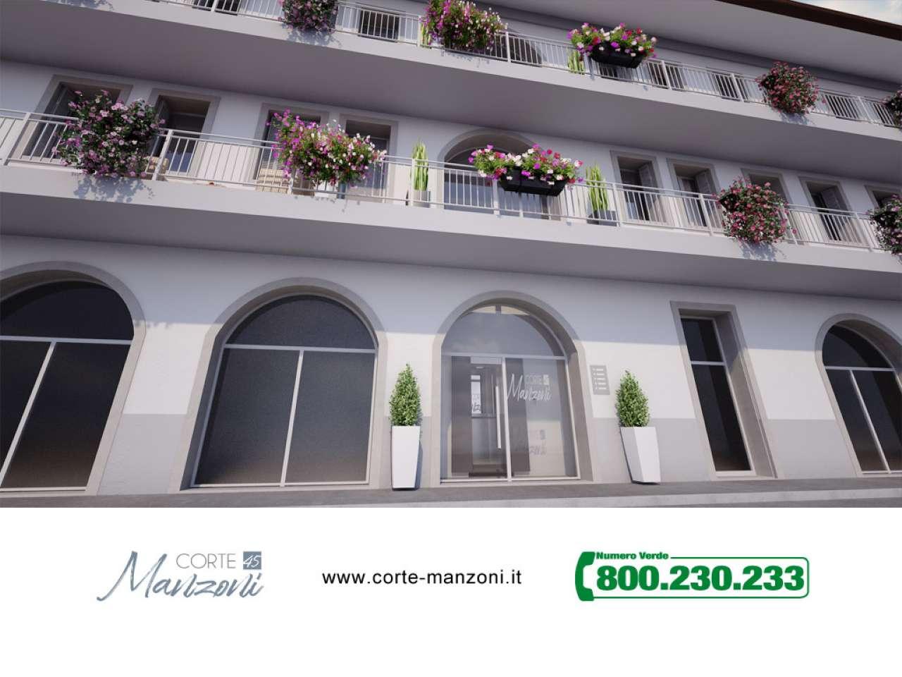 Nuovo appartamento di tre locali in Corte Manzoni, foto 11