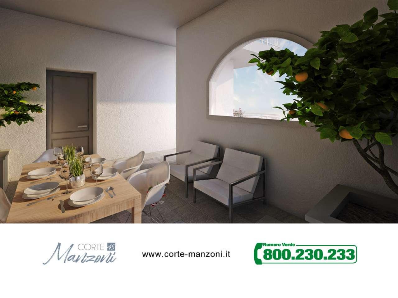 Nuovo appartamento di tre locali in Corte Manzoni, foto 7