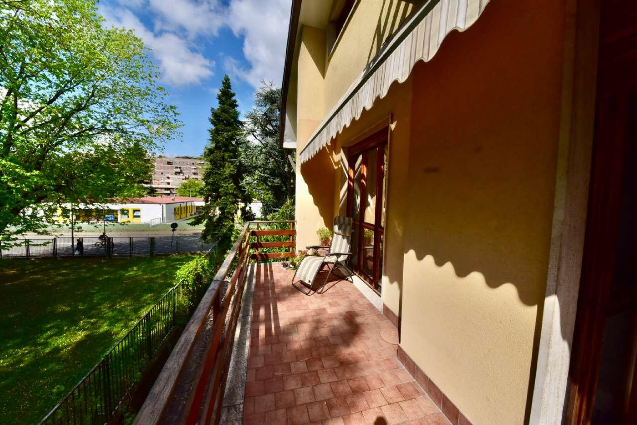 Villa trifamiliare, Via Simone Martini, Centro, Pioltello, foto 16