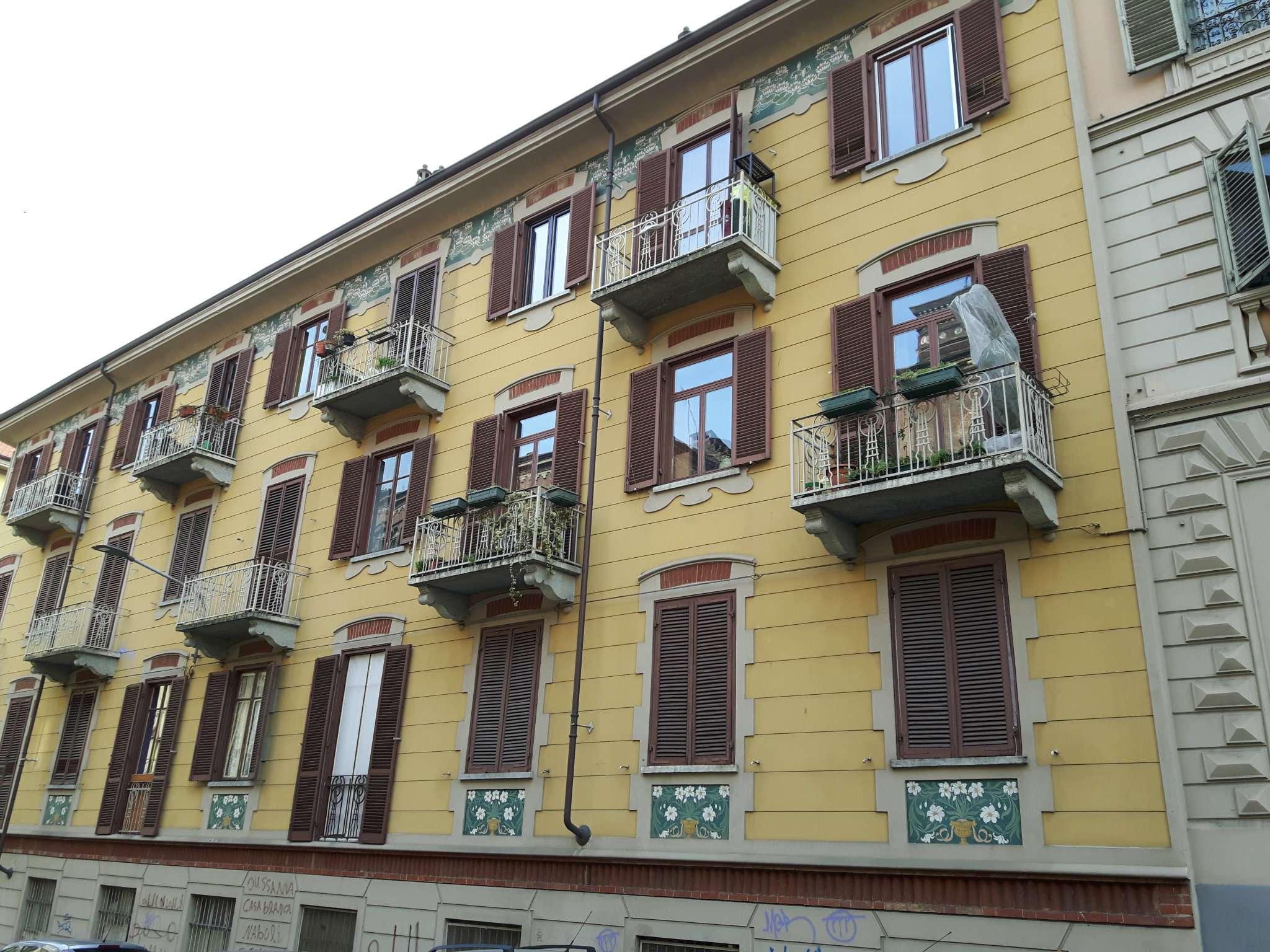 Bilocale vendita torino zona valdocco for Planimetrie popolari