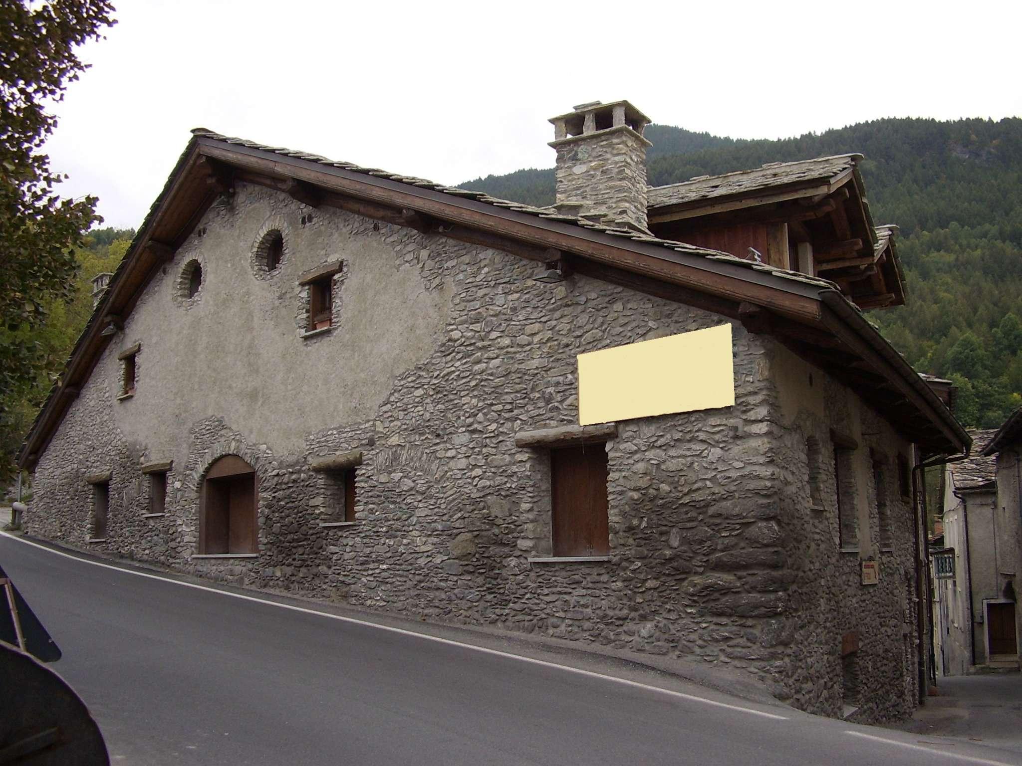 Bilocale vendita oulx borgata san marco for Planimetrie della casa del ranch di un livello