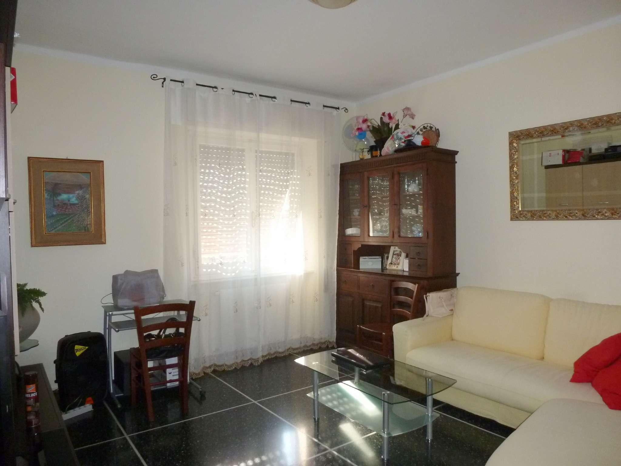 Ampio e luminoso appartamento con balconata