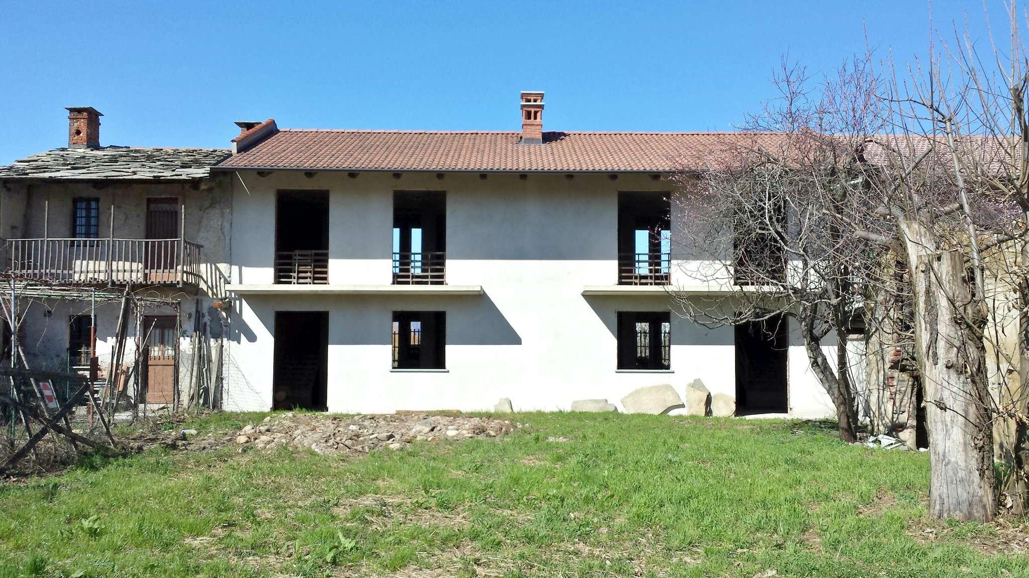 Porzione di casa in vendita Rif. 6910084