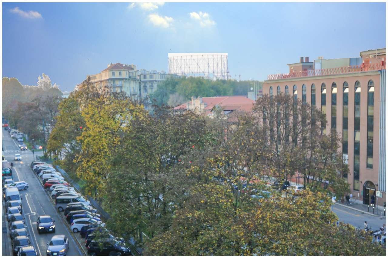 Trilocale in nuda proprietà, Corso Regina Margherita, zona Vanchiglia, Torino, foto 19