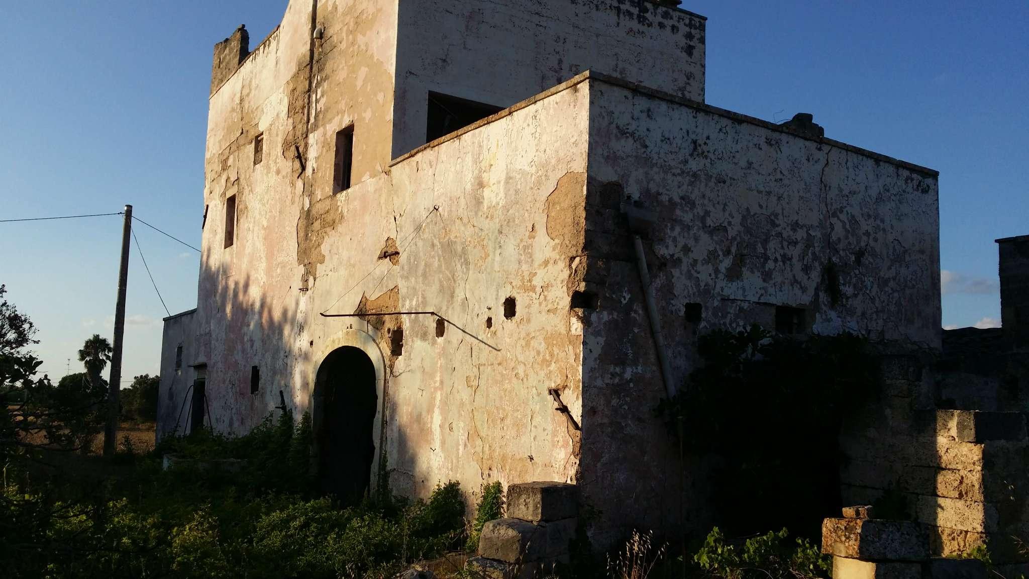 Foto 1 di Casa Colonica contrada Paduli, Cutrofiano